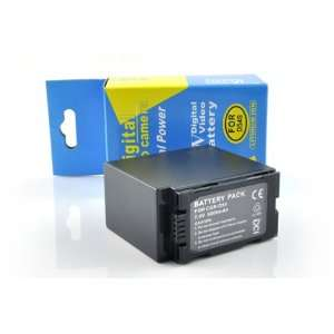 DVC Series / Panasonic AG DVX Series / Camcorder Battery Camera