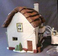 Department 56 Dickens Village Cottage Toys 1986 Dept 56