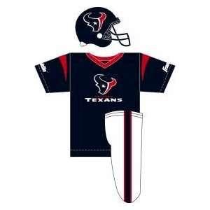 Sports Houston Texans NFL Youth Uniform Set