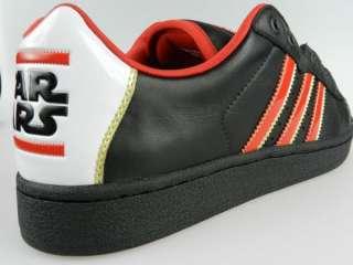ADIDAS ULTRASTAR SW STAR WARS DARTH VADER G41819 Mens Sneakers Shoes