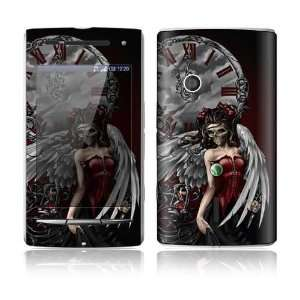 Sony Ericsson Xperia X8 Decal Skin   Gothic Angel