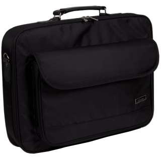 17 17.3 LAPTOP BAG CASE BRIEFCASE NYLON HP DELL Black