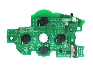 Part ABXY & Power Switch Circuit Board For PSP 1000 Fat