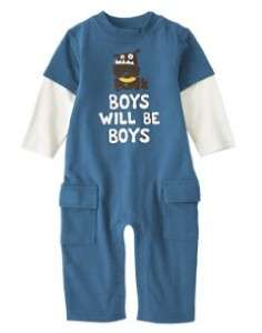 GYMBOREE Boys Puppy Dog Tails Mix & Match Outfits NWT