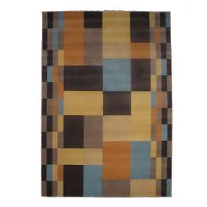 Rug Inc RUCONC0508 113/17 Concept Collection 5 Feet by 8 Feet Area Rug