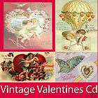 vintage valentines postcards greeting cards crafting arts cd returns