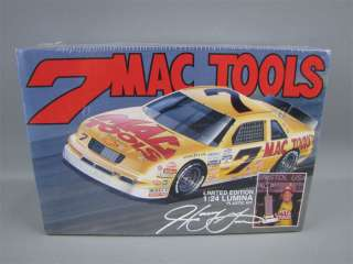 Sealed MAC Tools 7 Chevy Lumina LMTD Ed. Model Kit 1/24