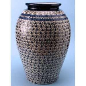 Polish Pottery Extra Large Floor Vase