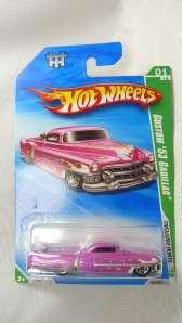 2010 Hot Wheels treasure hunt Custom 53 Cadillac 01/12