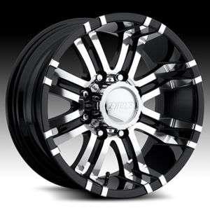 197 wheels rims, 17x9, fits JEEP WRANGLER GRAND CHEROKEE FORD RANGER