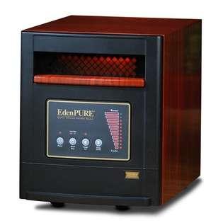 EdenPURE A4428 GEN4 Portable Space Heater, Heats 1,000 Sq. Ft