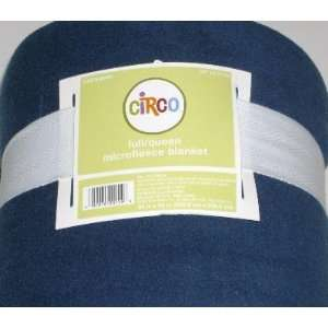 Blue Full/Queen Bed Warm Fleece Blanket Soft Bedding Everything Else