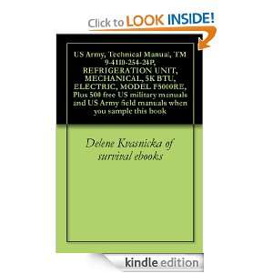 military manuals and US Army field manuals when you sample this book