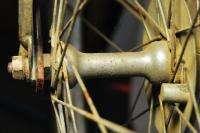 Vintage 1952 Schwinn Panther springer fork balloon tire bicycle bike