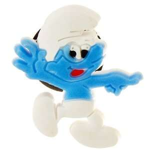 DIY Jewelry Making Smurfs Lazy smurf croc charm Arts