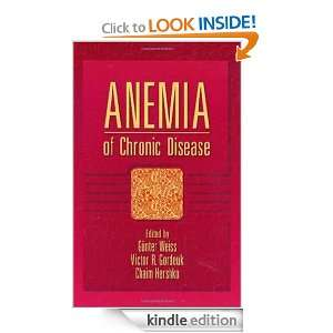 Anemia of Chronic Disease (Basic and Clinical Oncology): Gunter Weiss