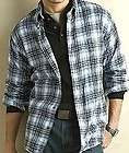 St. Johns Bay Mens PLAID FLANNEL SHIRTS Sz M $90