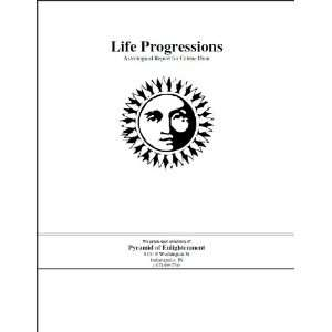 Life Progressions Pyramid of Enlightenment Books