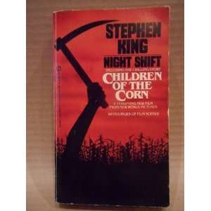 the Chilling Story Children of the Corn Stephen King Books