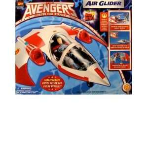 Avengers Animated  Air Glider Action Figure Toys & Games