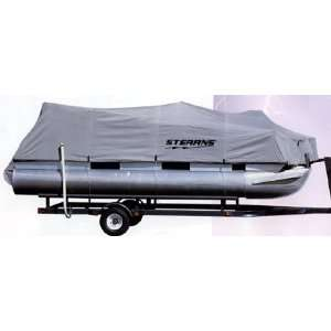 Pontoon Boat Cover   MODEL B