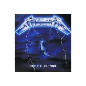 Entertainment Artist Metallica Ride The Lightning Rock Pop Heavy Metal