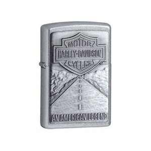 Harley Davidson American Legend Zippo Lighter *Free