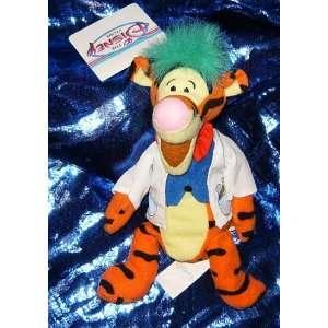 the Pooh Tigger as a Mad Scientist 8 Plush Beanie Toys & Games