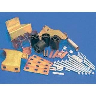 Performance Accessories 60043 3 Body Lift Kit Dodge Dakota Std