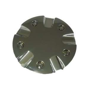 Ford and Mercury Chrome Wheel Center Cap Automotive