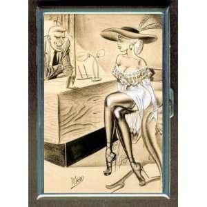 BILL WARD BLONDE & CREEP ID Holder, Cigarette Case or Wallet MADE IN