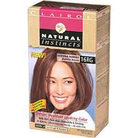 Hair Color Clairol Clairol Natural Instincts 16RG Sedona Sunset