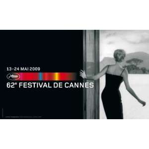 Cannes Film Festival Movie Poster (30 x 18 Inches   77cm x 46cm) (2009