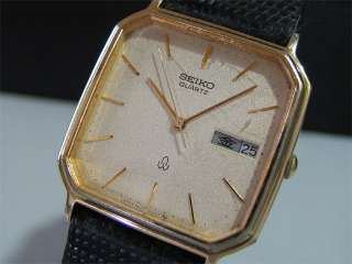 Vintage 1983 SEIKO Quartz watch [7433 5020] New battery