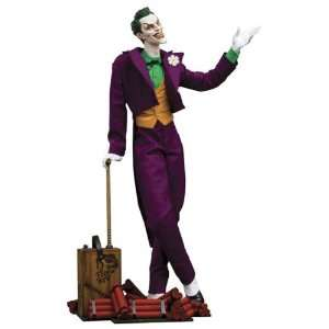 Batman The Joker 1/4 Scale Statue Toys & Games