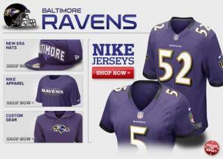 Mens New Era Baltimore Ravens Sideline 59FIFTY® Football Structured