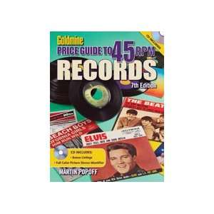 Goldmine® Price Guide to 45 RPM Records Martin Popoff Books