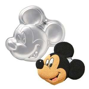 Mickey Mouse Cake Pan Health & Personal Care