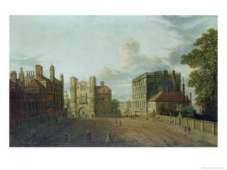 Gate, Whitehall Giclee Print by Sir John Dean Paul at AllPosters