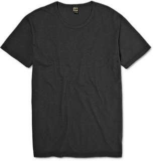 Clothing  T shirts  Crew necks  Cotton Crew Neck T shirt