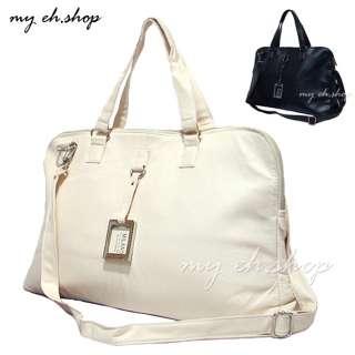 eh.shop] Korean Style Ladies Shoulder Cross Big Purse Bag Women Gift