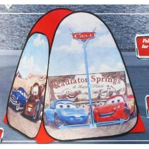 The World of Cars Hideaway Toys & Games