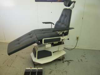 OHMEDA ORAL SURGERY DENTAL CHAIR