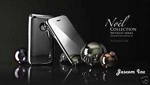 Noel Series Apple iPhone 3G /3GS Hard Case   Titanium