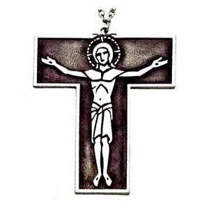 Tau Cross: Jewelry