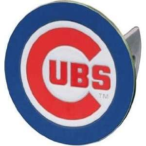 CHICAGO CUBS LARGE MLB TRUCK TRAILER HITCH COVER Sports