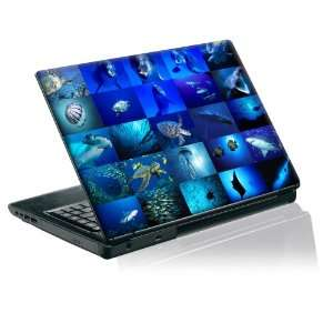 19 inch Taylorhe laptop skin protective decal Sea life Electronics