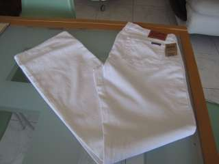 LUCKY BRAND JEANS WOMEN WHITE ULTRA LOW DIFERENT SIZES 100% COTON
