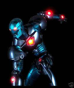 Sideshow Collectibles Stealth Iron Man Exclusive Comiquette