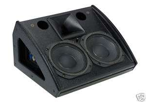 db Technologies DVX DM 28 Active Stage Monitor 2 Way
